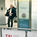 EU Parliamentarian Celebrates Passing Climate Emergency, But Then Hops On Jet To Frankfurt, And Berlin!