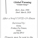 Climate Crisis RIP: People Will Be In No Mood To Stay In Panic Mode After COVID-19 Scare Ends