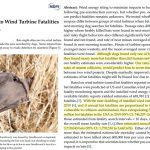 'Green' Carnage Study: In 2019 US Wind Turbines Killed 3.7 Million Bats - And This Is A Gross Underestimate