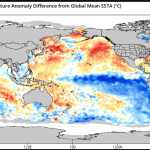 "Bureau Of Meteorology: Central, Eastern Tropical Pacific ""Coolest Since La Niña Event Since 2012"""
