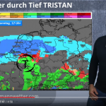 Winter Storm Threatens Germany's Power...Freezing Hell Threatens If Already Rickety Grid Collapses!