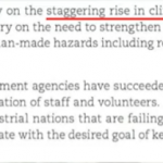 Alarmist Fantasies Exposed: UN Gets Hit For Fraudulent, Misleading Press Release On Natural Disasters