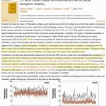 New Study: Drought In Western US Is 84% Driven By Internal Variability And 16% By Ocean Cooling