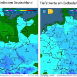 So Far Germany Seeing Coldest April In 104 Years, Second Coldest Since 1881, Snowiest Since 1986
