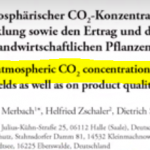 Fantastic Findings: German Study Shows Added CO2 Has Led To 14% More Vegetation Over Past 100 Years!