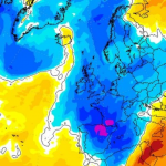 Halftime: Germany May Mean Temperature Running 7th Coldest Since 1881 - More Snow In The Forecast!