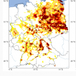 """While """"Experts"""" Like To Have Us Believe Germany Is Still In Drought - Real Observations Tell Us Another Story"""