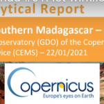 """Today's Madagascar Drought Entirely Normal, 2000 Years Of Data Show...Link To Climate Change """"Not Correct"""""""