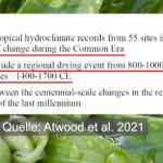 New Study: 2000-Year Precipitation Reconstructions Expose Climate Models Still Of Junk Grade