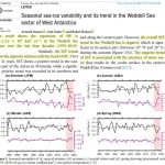 More Evidence Antarctica Has Been Cooling, Regional Sea Ice Increasing For Over 40 Years